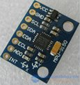 9 Degrees of Freedom MPU-9150 GY-9150 - Three-axis Electronic Compass Acceleration Gyroscope Module