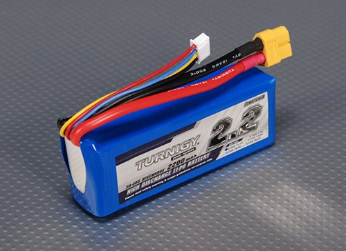 Battery Turnigy 2200 mAh 3Cell 20C