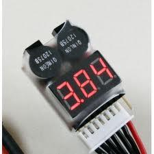 Mạch test pin ( đèn led và loa báo động )
